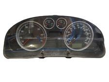 *VW PASSAT B5.5 2.0 2001-2005 INSTRUMENT CLUSTER CLOCK 3B0920807 - AZM