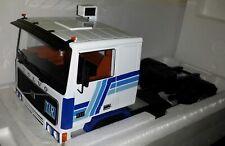 Road Kings 1:18 Volvo F12 1977 wit/blauw nieuw in doos