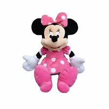 Disney Minnie Mouse Pink Dress Plush Toy - 19""