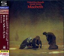 Third Ear Band Macbeth (1972) GIAPPONE SHM CD OBI WPCR - 16336