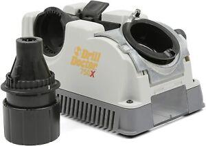 Drill Doctor - DD750X 750X Drill Bit Sharpener for High-Speed Steel, Masonry,...