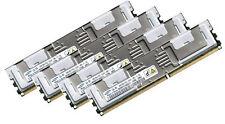 4x2GB 8GB RAM für Dell Precision T5400 667Mhz FBDIMM DDR2 Speicher FullyBuffered