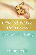 One-Minute Prayers for Comfort & Healing, Hardback by Hope Lyda