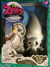 The ZELFS  2013 Troll Doll - large - ANGELALA Angel Zelf New NISB