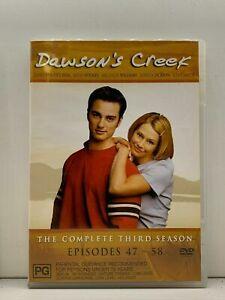DVD - Dawson's Creek - Series / Season 3 Three - Episodes 47-58 - FREE POST #P2