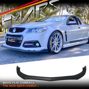 Front Bumper Lip Spoiler for Holden Commodore VF Series 1 SS SS-V SV6 BodyKit
