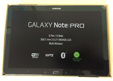 "Brand New Samsung Galaxy Note Pro P900 Tablet 12.2""-  UK"