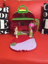 The Bridge Direct Strawberry Shortcake House Playset: Party Extra Doll Scented