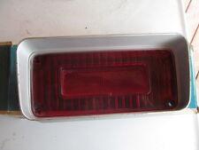 1971 Olds Cutlass 442  NOS Tail Lamp Lens #5963334