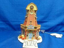 Lemax Village Collection Harvest Valley Windmill #45678 As-Is SS0272