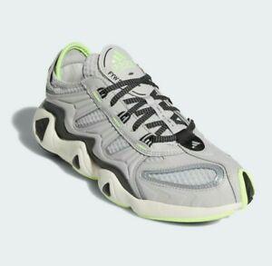 Adidas Originals FYW S-97 Shoes Men's Size 10 Light Grey Training Running Gray