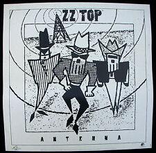 Zz Top Antenna Record Store Promo Poster Mint- 1994 Original!