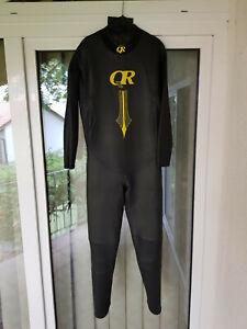 QR Quintana Roo Herren Thriatlon Neoprenanzug Wetsuit Größe XL schwarz gelb