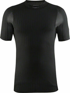 Craft Active Extreme 2.0 Men's Crewneck Short Sleeve Top Black SM