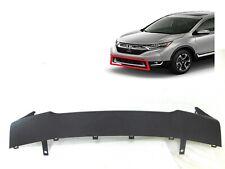 New Fits 17-19 Honda CR-V CRV Front Bumper Lower Skid Panel Cover Valance Trim