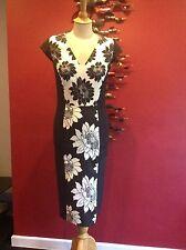 NEXT V-Neck Floral Plus Size Dresses for Women