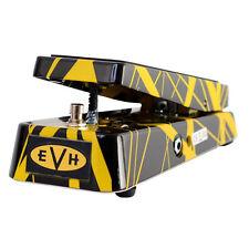 Dunlop Cry Baby EDDIE VAN HALEN CUSTOM WAH PEDAL EVH95 - Free USA Shipping