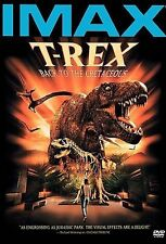 IMAX - T-Rex - Back to the Cretaceous (DVD, 2001) DISC IS MINT