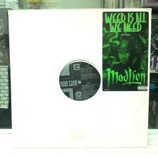 """EXC 12""""~MAD LION~Weed Is All We Need~[Main~Clean~Inst]~Self Help~[x3 Mixes]~2000"""