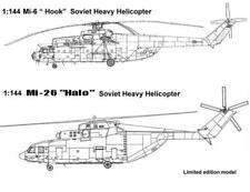 1/144 Mi-6 , Mi-26 - resin combo kit
