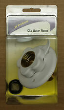 RV/Camper/Trailer - City Water Fill Hook-Up, Built-In Check Valve