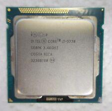 Intel Core i7-3770 SR0PK 3.40 GHz CPU Quad Core Processor 3rd Gn