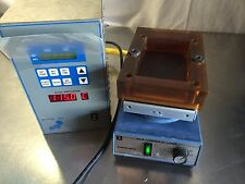 Vibrax VXR  with digital heat, temp, time via modular TCAM controller