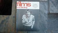 OLD FILMS & FILMING MOVIE MAGAZINE, NOV 1968 LONDON FILM FESTIVAL