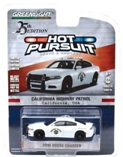 2018 Greenlight Hot Pursuit CHP 2016 DODGE CHARGER CALIFORNIA HWY PATROL POLICE!