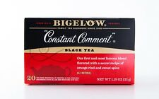 Bigelow - Constant Comment - Black Tea - 20 Tea Bags - Orange & Sweet Spice