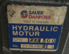Sauer Danfoss OMV 500 Hydraulikmotor No. 151B3102 2