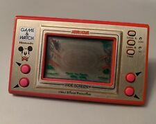 Nintendo Mickey Mouse Game and Watch MC-25 Made in Japan - Walt Disney