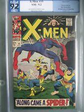 X-Men #35 PGX 9.2 (like CGC CBCS) Marvel Comics 1967 1st app Changeling
