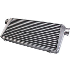 Full Aluminum Intercooler Inter Cooler Front Mount 600 x 300 x 76 mm Universal
