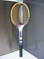 Guillermo Vilas Vintage 1970's Slazenger Tennis Racket Good Condition