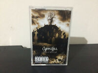CYPRESS HILL – BLACK SUNDAY - Music Cassette Tape - Hip Hop Rap Gansta RETRO USA