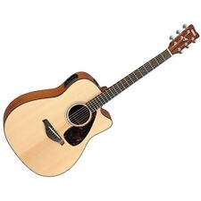 Yamaha FGX800C Acoustic Electric Folk Guitar (Natural) *NEW* FREE Accessories