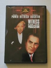 Witness for the Prosecution (Dvd) Billy Wilder- Excellent condition