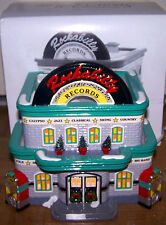 "*L@@K DEPARTMENT 56 ""ROCKABILLY RECORDS"" MINT WITH BOX* OUT OF PRODUCTION"