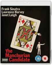 The Manchurian Candidate Blu-ray (2015) Laurence Harvey ***NEW***