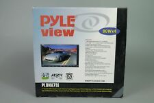 """PYLE PLDNV78I 7"""" DOUBLE-DIN IN-DASH BLUETOOTH DVD/CD/MP3/MP4/USB/SD CAR STEREO"""
