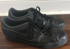 Mens Nike Court Tour Athletic Low Shoes Size 14 Black