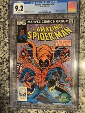 Amazing Spiderman 238 CGC Universal Grade NM 9.2  1st Hobgoblin! Tattooz!