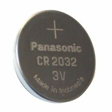 6 Panasonic CR2032 3V Lithium Coin Cell Battery 2032 For Watches Fob Keys Alarm