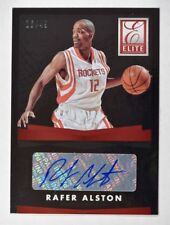 2015-16 Elite Signatures #85 Rafer Alston Auto /49 - NM-MT