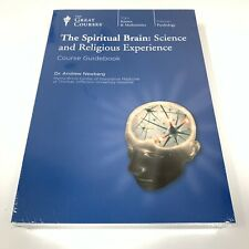 The Great Courses Spiritual Brain Science and Religious Experience DVD Guidebook