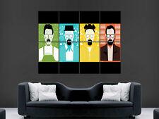Breaking Bad enorme Serie De Tv Usa imagen gran Pared Cartel Imagen!!