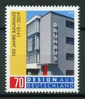 Germany 2019 MNH Bauhaus Design 100 Years 1v Set Art Architecture Stamps