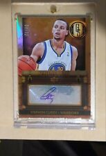 Stephen Curry 2013-14 Gold Standard 'Mother Lode' Autograph #d 03/49