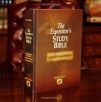 The Expositor's Study Bible - Giant Print by Jimmy Swaggart
